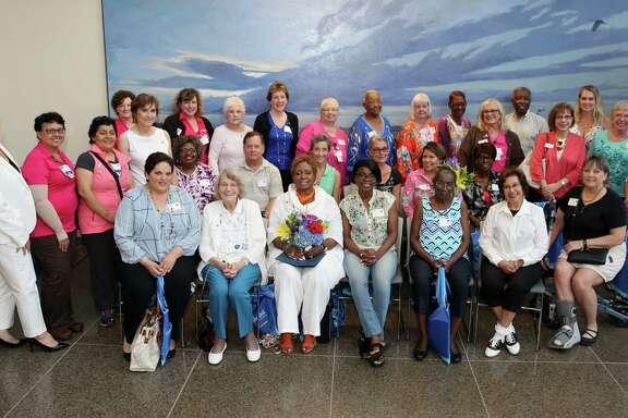 More than 90 survivors and caregivers registered forHouston Methodist West Hospital's seventh annual National Cancer Survivors Day program.