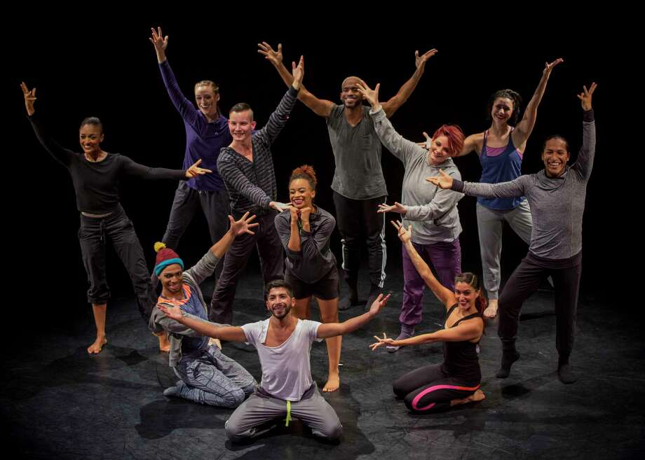 "METDance presents two premieres during its ""Sizzling Summer Dance"" concert June 2 at Miller Outdoor Theatre. Photo: METDance / Runaway Productions LLC"