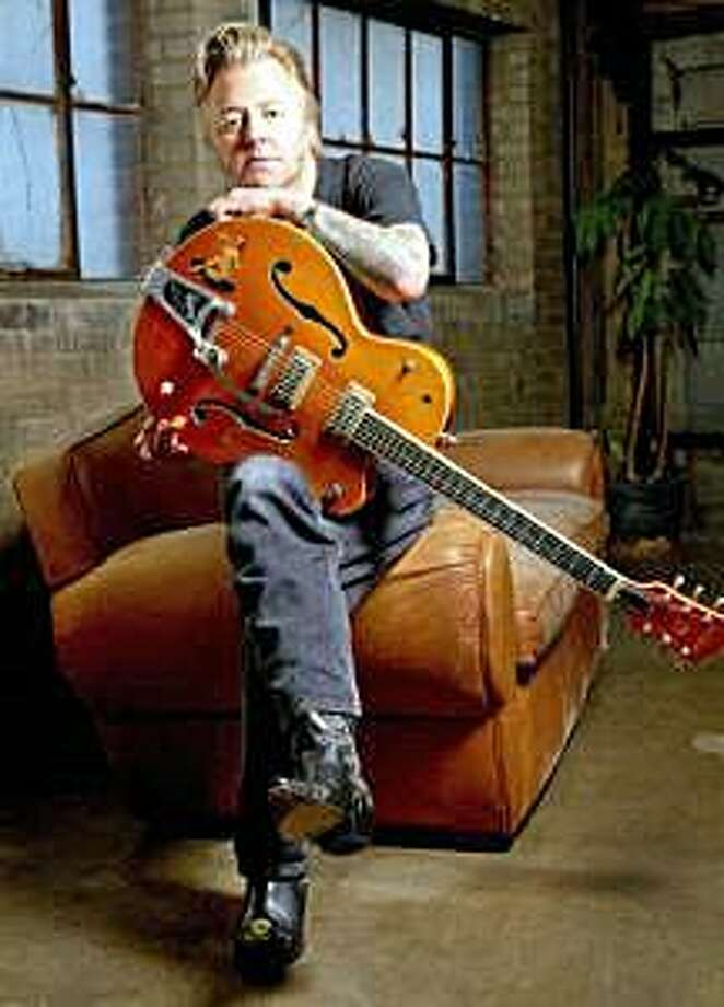 Brian Setzer Photo: Tony Nelson / © Tony Nelson
