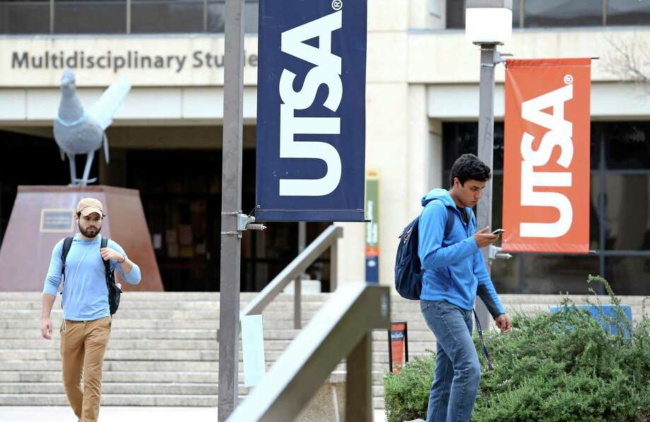 The University of Texas at San Antonio is ranked one of the top 400 universities in the world. Photo: Tom Reel /San Antonio Express-News / 2017 SAN ANTONIO EXPRESS-NEWS