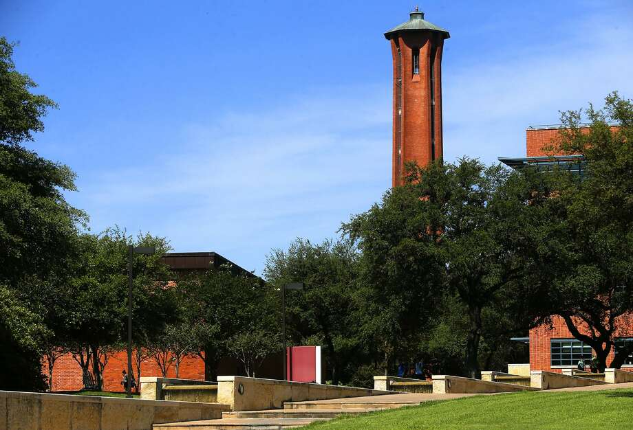 Trinity University in San Antonio is pursuing a place on the National Register of Historic Places. Much of the campus was designed by renowned Texas architect O'Neil Ford. Photo: John Davenport, STAFF / San Antonio Express-News / ©San Antonio Express-News/John Davenport
