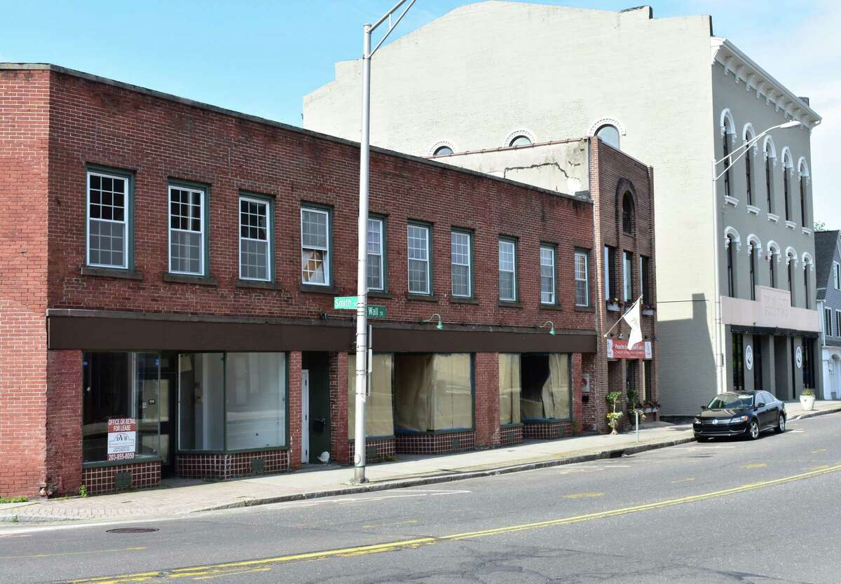 Under founders Casey Fitzpatrick and Nicholas Ruiz, Troupe429 plans to open in August 2017 a bar and performance space for the LGBT community at 3-5 Wall St. in Norwalk, Conn.