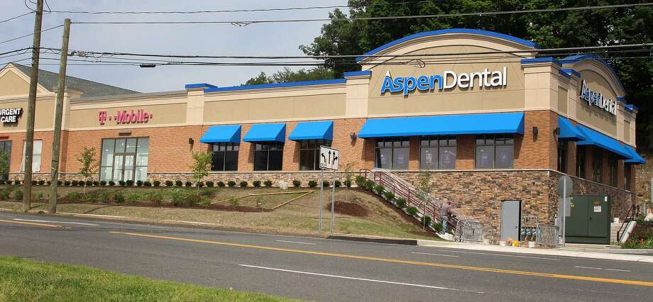 Aspen Dental will move from its current location in Danbury, Conn., to a new building in the city at 76 Newtown Road, pictured here, on Monday, June 26, 2017. Photo: By Chris Bosak / Hearst Connecticut Media / The News-Times