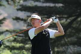 USF's Henry Chung rallied for a 1-up victory over Daniel Connolly on Wednesday at the Olympic Club.
