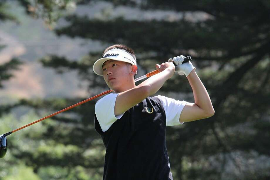 USF's Henry Chung rallied for a 1-up victory over Daniel Connolly on Wednesday at the Olympic Club. Photo: Courtesy SCGA