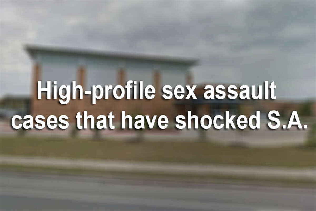 Click ahead to view other sexual assault charges that have shocked San Antonio this year.