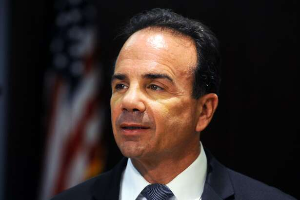 The State Elections Enforcement Commission on Wednesday formally voted to deny convicted felon and Bridgeport Mayor Joe Ganim public funding if he runs for governor.