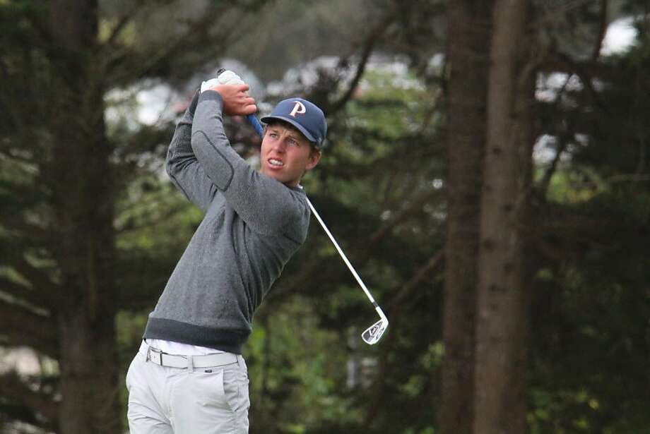 Danville's Josh McCarthy, who recently completed his freshman year at Pepperdine, advanced to Thursday's round of 16 in the California Amateur Championship at the Olympic Club. Photo: Courtesy SCGA