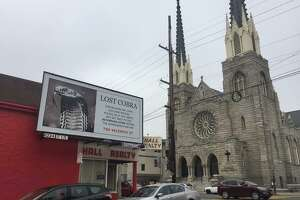 S.F.-based clothing store BetaBrand placed nine lost-cobra billboards around town in June 2017 as a marketing stunt.