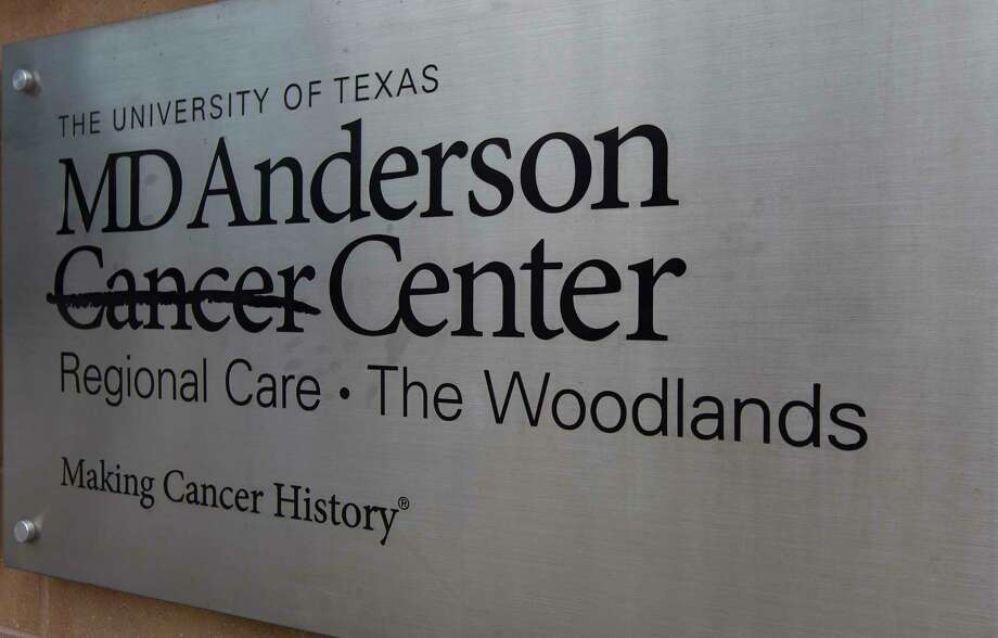 Bmw The Woodlands >> MD Anderson Cancer Center opening outpatient clinic in The Woodlands - Houston Chronicle