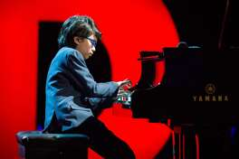 Pianist Joey Alexander