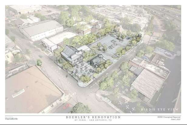 The city's Historic and Design Review Commission approved Silver Ventures' plan on its consent agenda Wednesday, despite having turned down a similar proposal in 2014 over concerns about removing the building from its historic context.