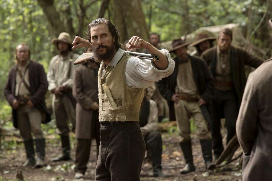 """Matthew McConaughey leads a rebellion against the Confederacy in """"Free State of Jones."""" Photo: Murray Close, Associated Press"""