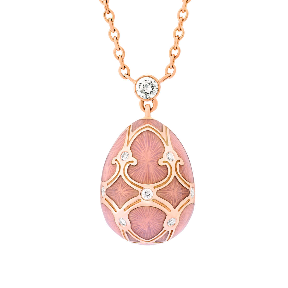 A Fabergé pendant from the Heritage collection.
