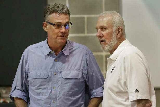 R.C. Buford and Gregg Popovich built the Spurs into one of the greatest dynasties in sports.