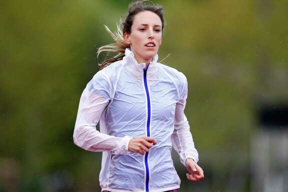 Gabriele Grunewald was diagnosed with cancer in her salivary gland in 2009 and has continued to train though the disease has spread to her liver.