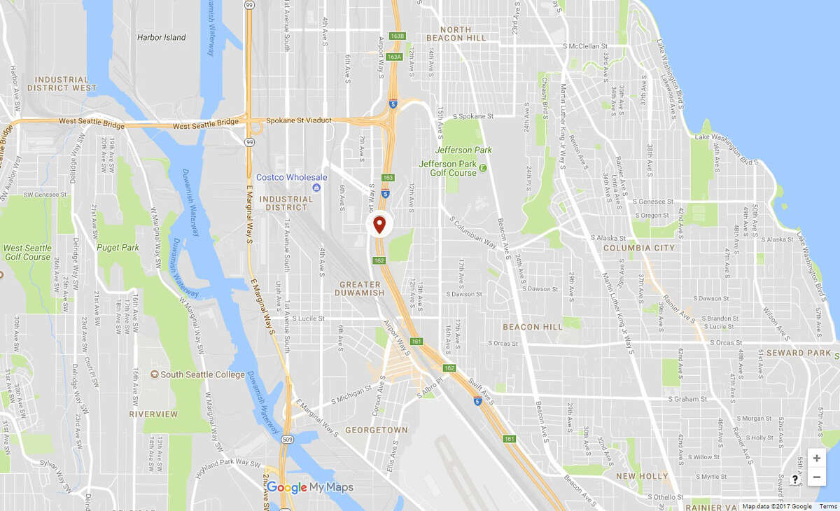 Interstate 5 south of downtown Seattle 2003*: 246,000 cars per day2016: 239,000 cars per day Change: -2.85 percent *Data not available before 2003