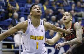 Ivan Rabb's shooting worsened, but he scored more during his sophomore season.