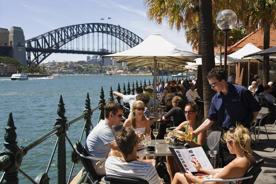 American's won't be traveling to Australia any time soon as the country has closed its borders to most outsiders. Photo: Andrew Watson/Getty Images/AWL Images RM
