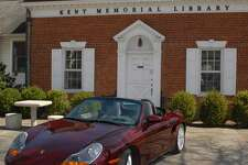 Kent Memorial Library is holding its fundraising raffle project for a pristine 1998 Porsche Boxster. The crimson red convertible has very low mileage, a five-speed manual transmission and a six-cylinder boxer design engine, as well as several factory upgrades. Tickets are $20 and may be purchased at the Main Street Library and at several other locations throughout town. For more information, visit www.kentmemoriallibrary.org.