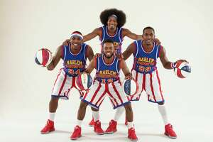 The Harlem Globetrotters, entering their 91st year of existence, will visit Cy-Fair ISD's Berry Center for the first time July 9 for a 3 p.m. show. The event, put on by a national, recognized entertainment brand, is a step forward for the Berry Center, per Facilities Director Beth Wade, and will hopefully entice other national acts to follow suit and book Berry Center shows when they travel to Houston.