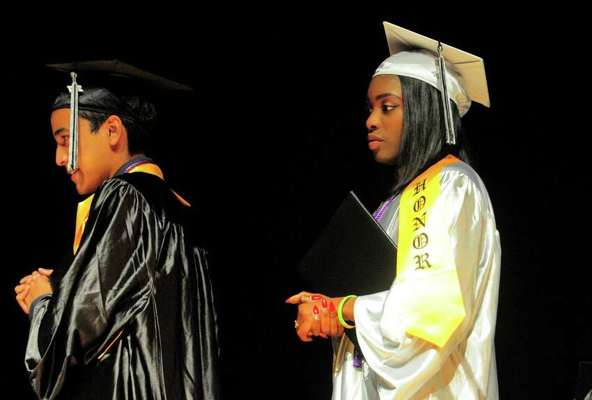 Bridge Academy's 20th Annual Commencement Exercises in Bridgeport, Conn., on Thursday June 21, 2017.