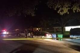 A woman allegedly shot another who was arguing in the 4300 block of Jarbet Drive Wednesday June 21, 2017.