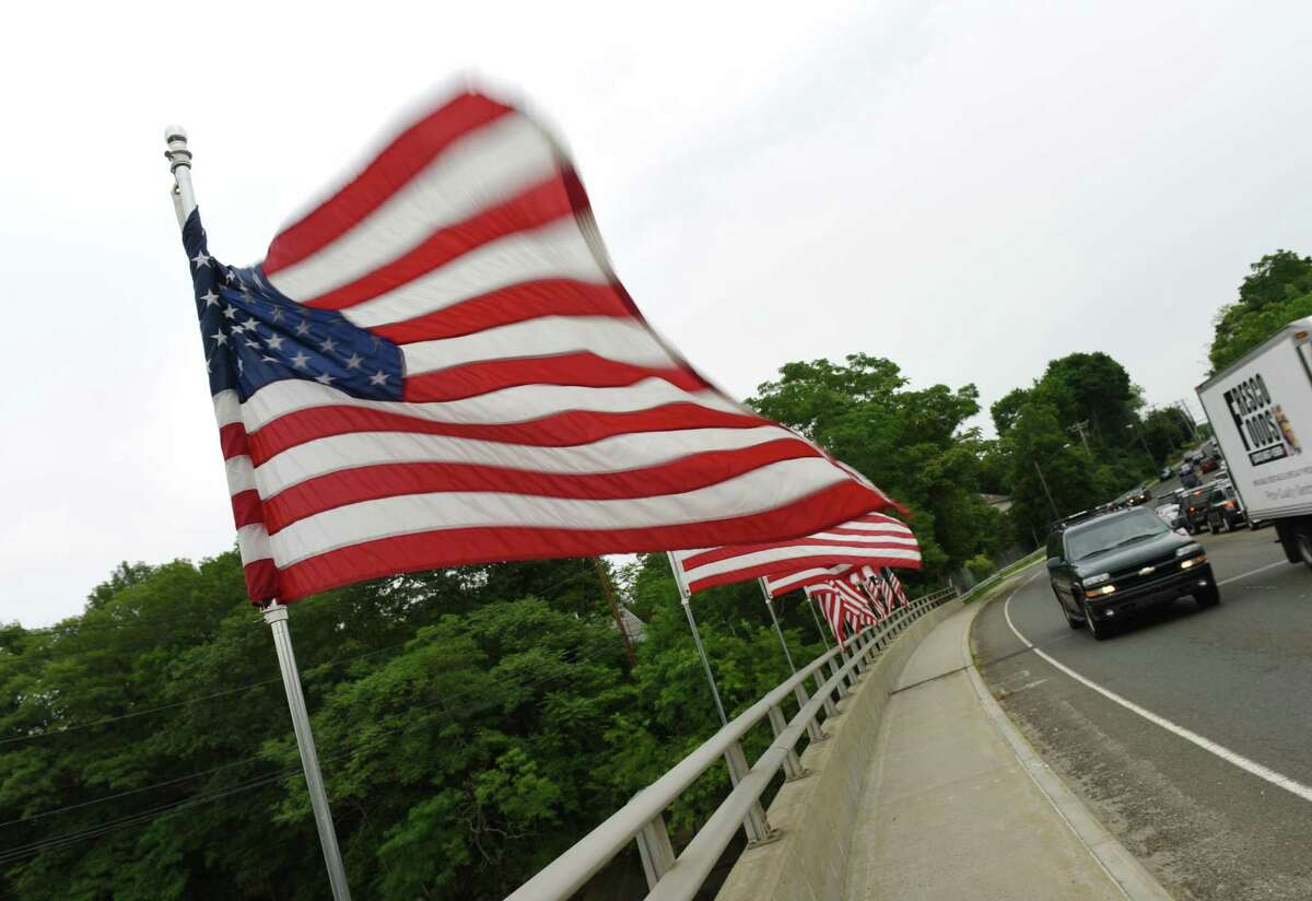 65 percent The percentage of Americans who own an American flag.Source: WalletHub