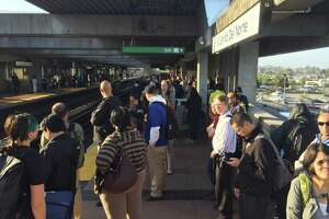 An equipment problem caused major delays on BART heading toward Richmond on Thursday morning.