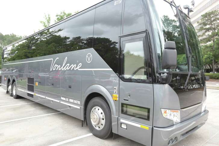 Vonlane, a luxury bus service, offers high-end pampering such as noise-canceling headsets, Wi-Fi and satellite television. These amenities relieve some of the stress of traveling for cancer patients.