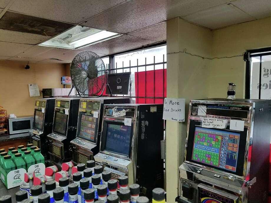 Montgomery gambling