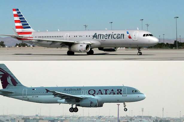 Qatar Airways has notified American Airlines it wants to buy about a 10 percent stake in the U.S. carrier, which confirmed the move on Thursday in a securities filing.