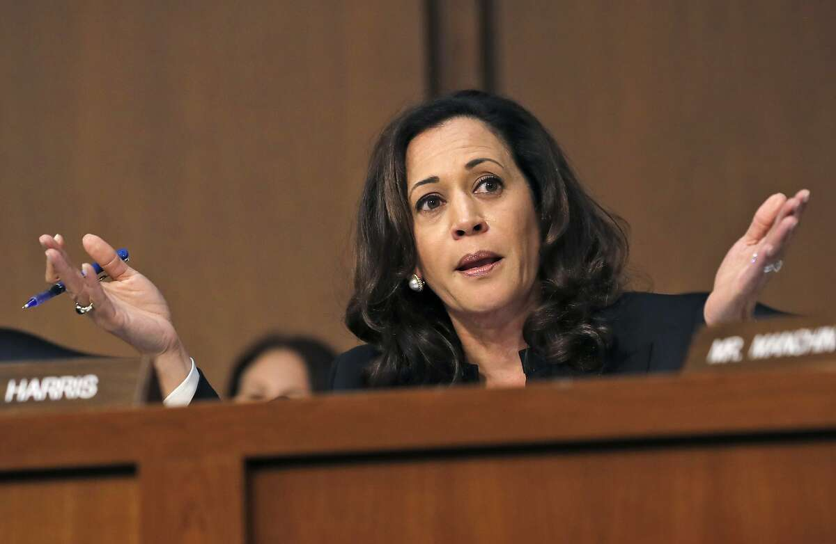 Sen Kamala Harris Pulls Out Of Uc Berkeley Commencement Speech