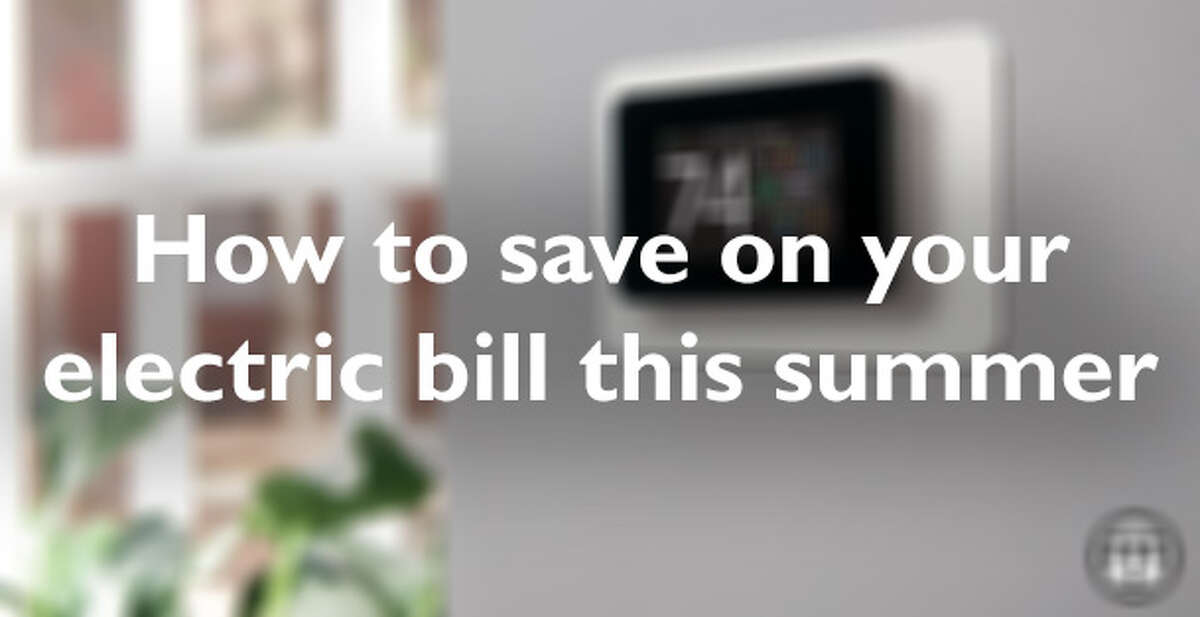 Save hundreds on your cooling cost this summer with these energy-friendly tips.