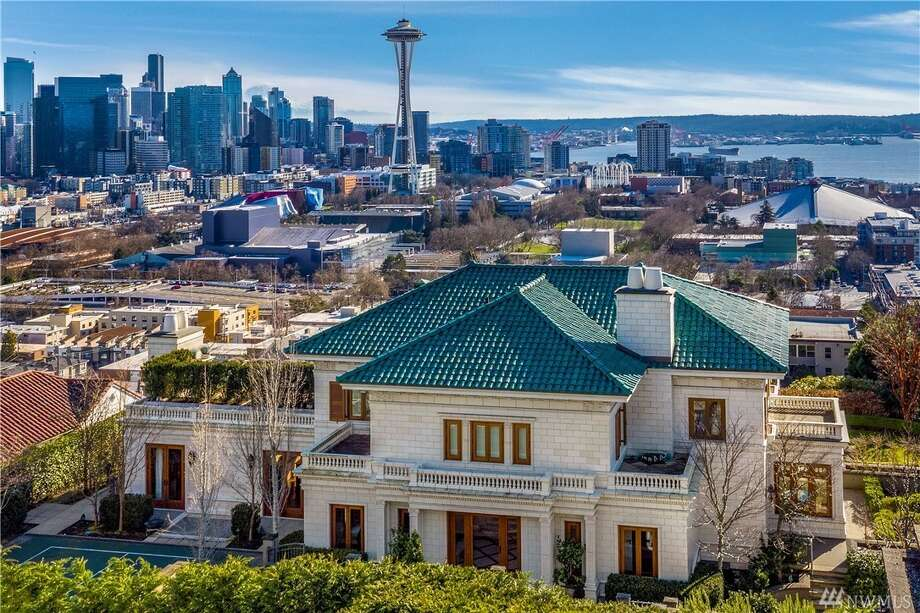 The James A. Gibbs home, at an undisclosed address, listed for $9,950,000. You can see the full listing here. Photo: Clarity Northwest Photography
