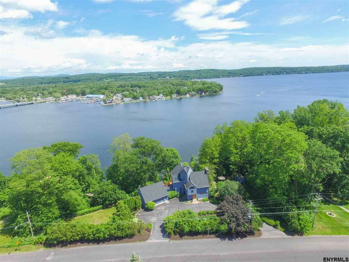 $2,200,000, 648 Crescent Ave., Saratoga Springs, 12866. Open Sunday, June 25, 12 p.m. to 2 p.m. View listing
