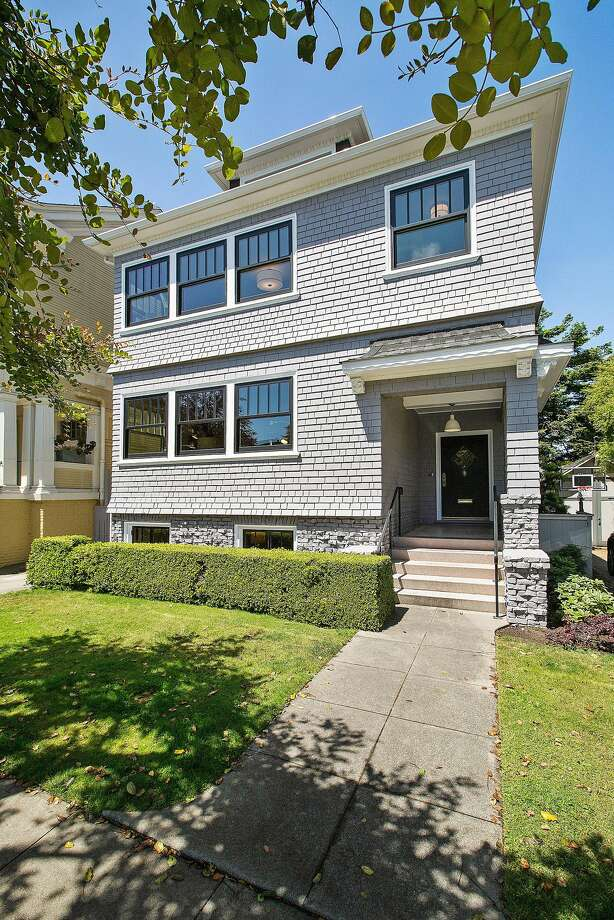 115 Jordan Ave. is four bedroom Edwardian in Jordan Park available for $2.85 million. Photo: Open Homes Photography