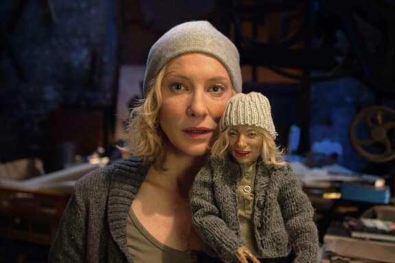 "Cate Blanchett in ""Manifesto"""