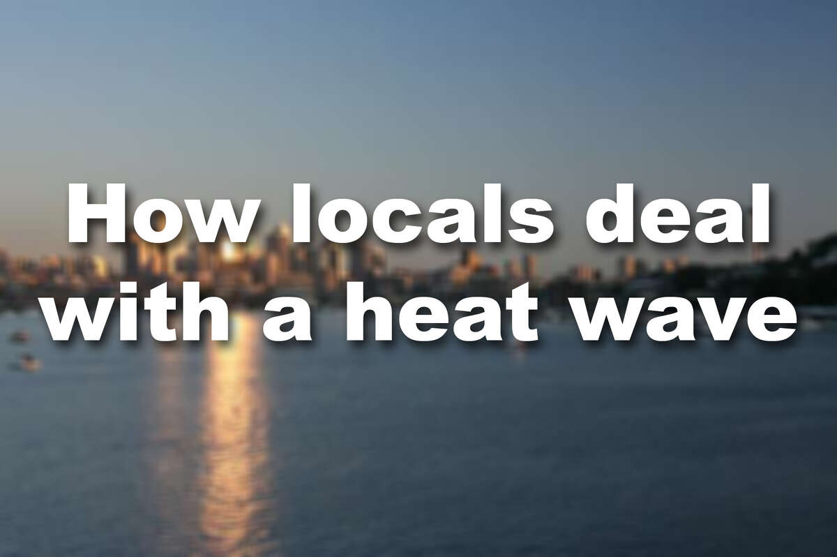 Each time the weather heats up, as it's expected to this weekend, we all act like it's never happened before - yet we retreat to our predictable habits. Here's how Pacific Northwesterners handle hot weather, or even summer in general.