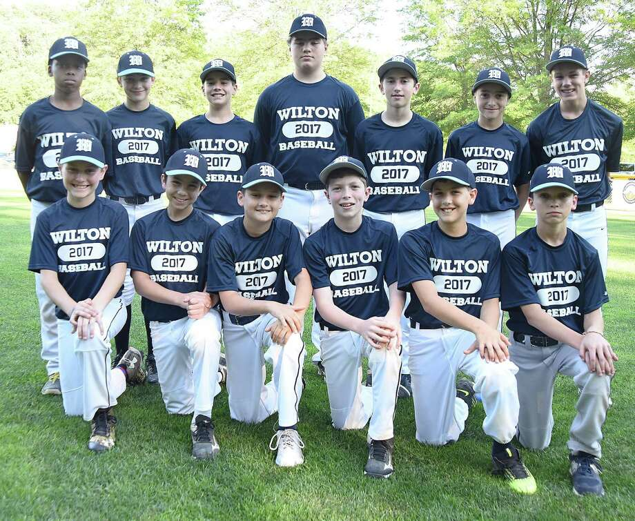 The Wilton Little League 12-year-old District 1 All-Stars open their summer season with a game against Norwalk at Bill Terry Field at the Wilton YMCA on Saturday. Photo: John Nash / Hearst Connecticut Media / Norwalk Hour