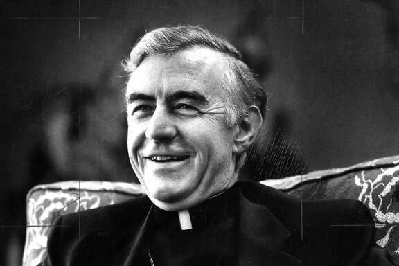 Archbishop John R. Quinn, May 17, 1983 Photo ran  05/20/1983, P. 26