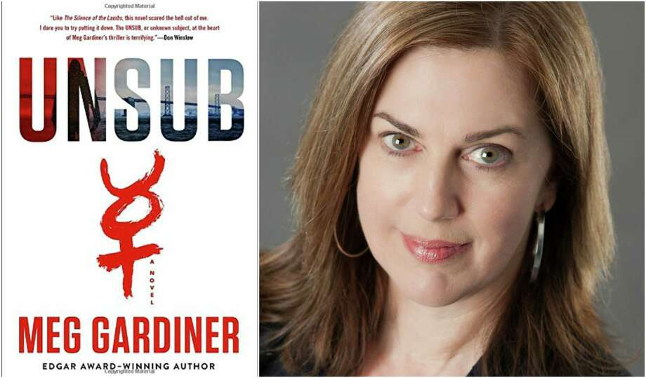 """Meg Gardiner is the author of """"Unsub."""" Photo: Courtesy"""