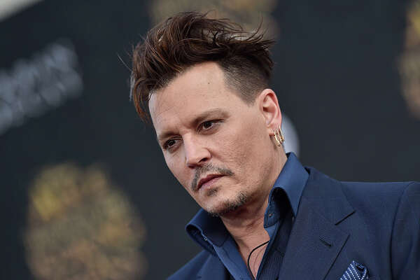 Actor Johnny Depp's  fake name at hotels is:  Mr. Drip Noodle, Mr. Oddpong and Mr. Stench .