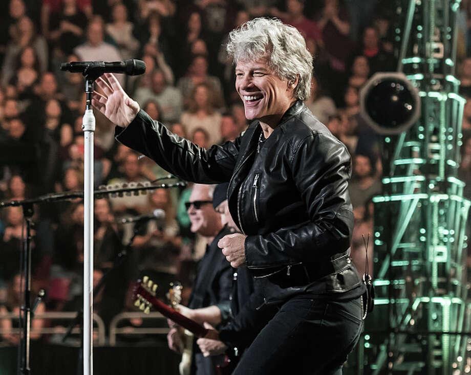 Singer-songwriter Jon Bon Jovi'sfake name at hotels is:Stanley Kowalski. Photo: Gilbert Carrasquillo/Getty Images