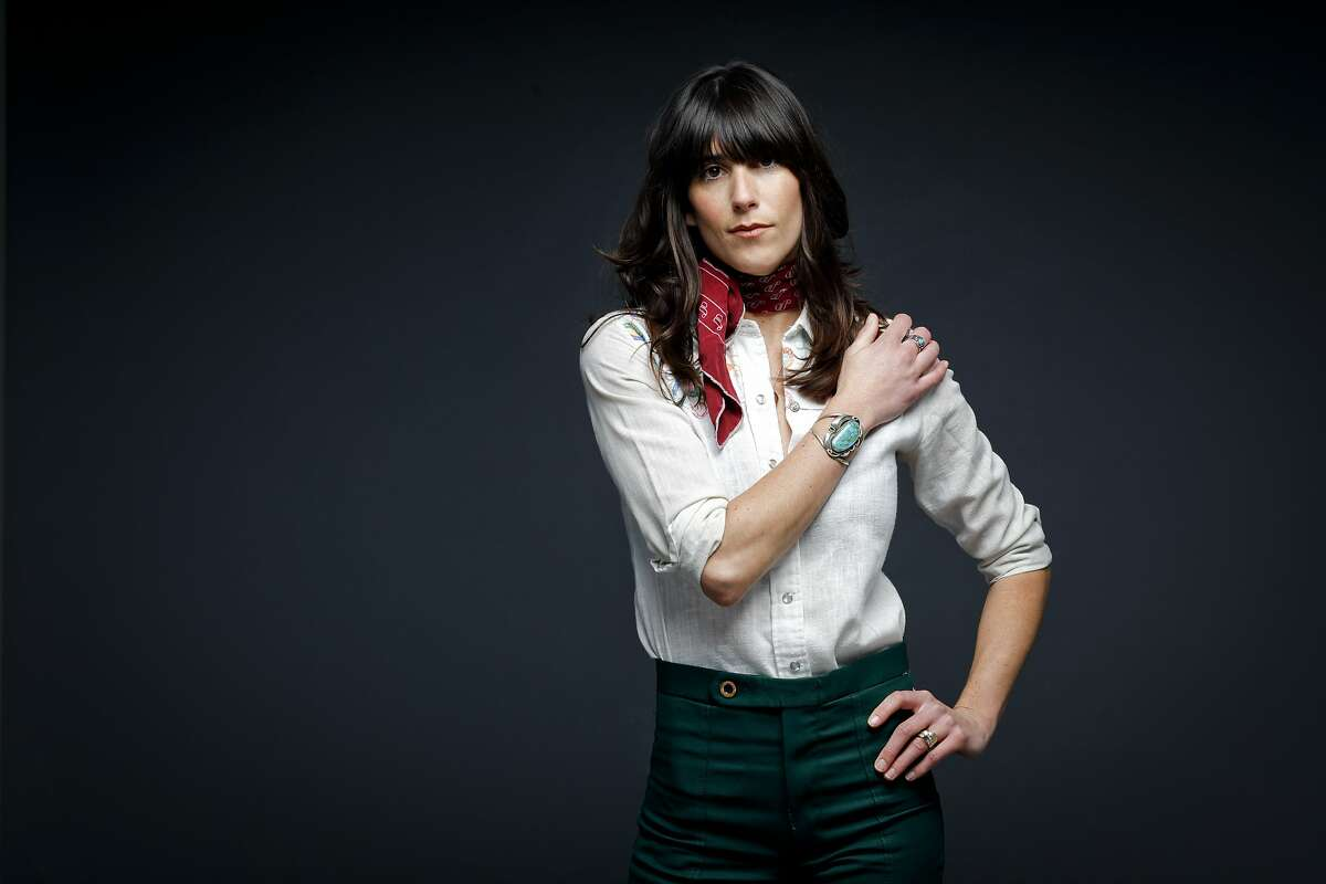Singer-songwriter Nicki Bluhm who will release her latest album later this month is seen on Tuesday, Jan. 11, 2011 in San Francisco, Calif.