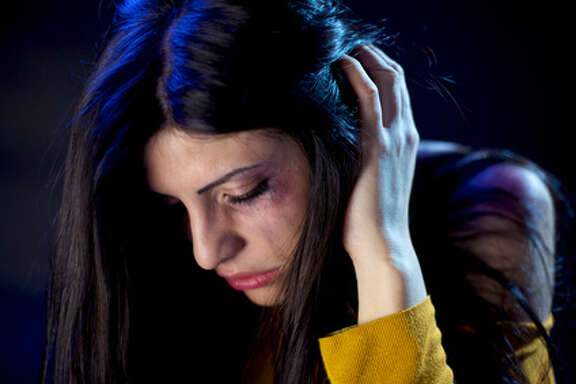 The No. 1 cause of injury to women is domestic violence. Every nine seconds a woman is America is assaulted or beaten, according to the National Coalition Against Domestic Violence.  (Fotolia)