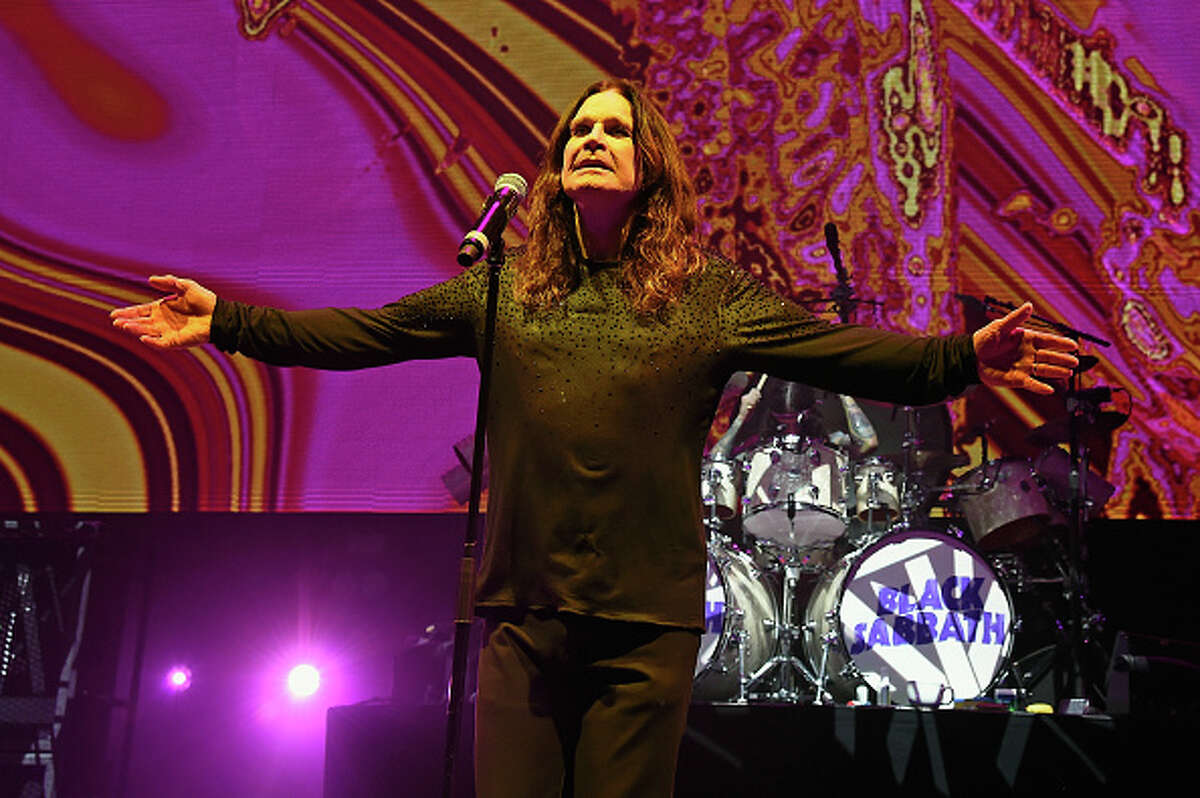 Ozzy Osbourne will play the Cynthia Woods Mitchell Pavilion on Sept. 28 with special guests Stone Sour on the bill. See who else is coming to Houston in 2018...