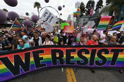 f119d4a0390 Some push for a more political Pride - SFChronicle.com