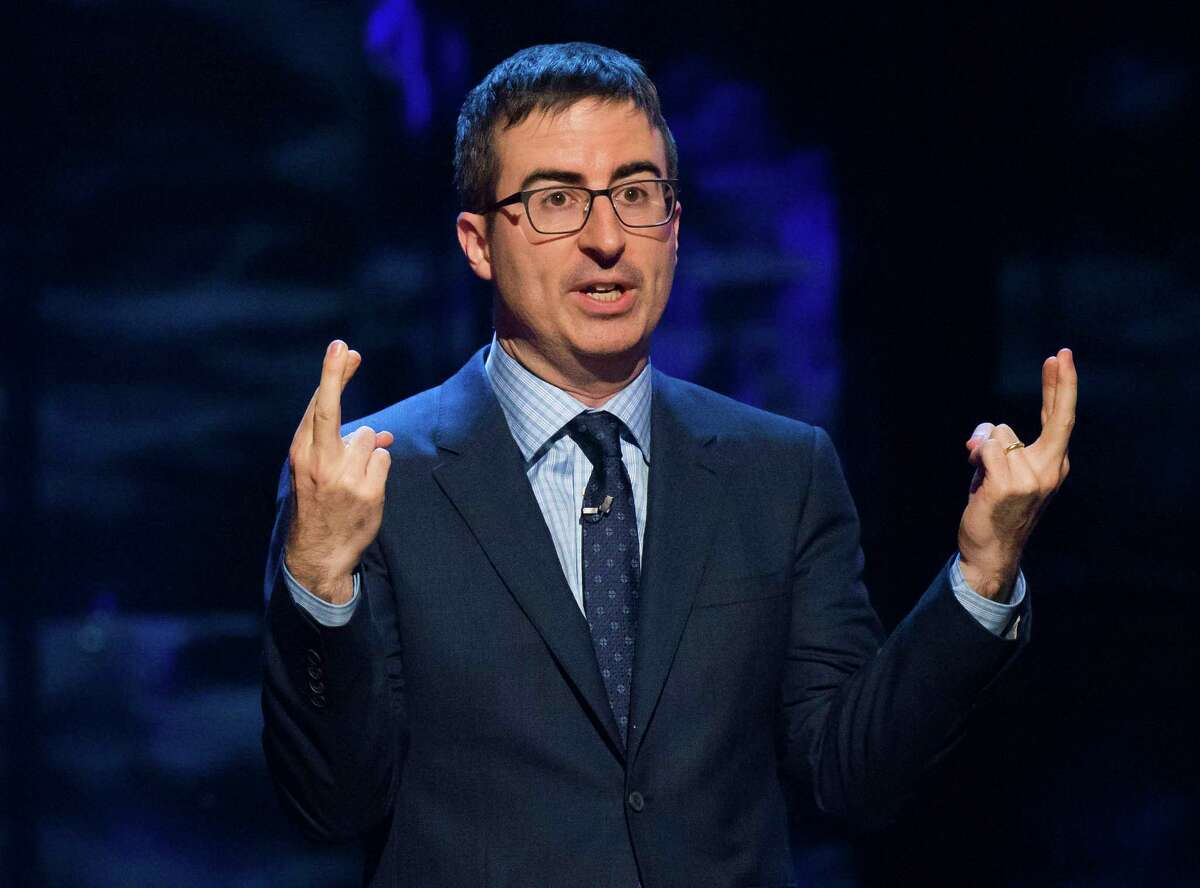 """In criticizing the coal industry, John Oliver said Robert Murray looked like a """"geriatric Dr. Evil."""""""