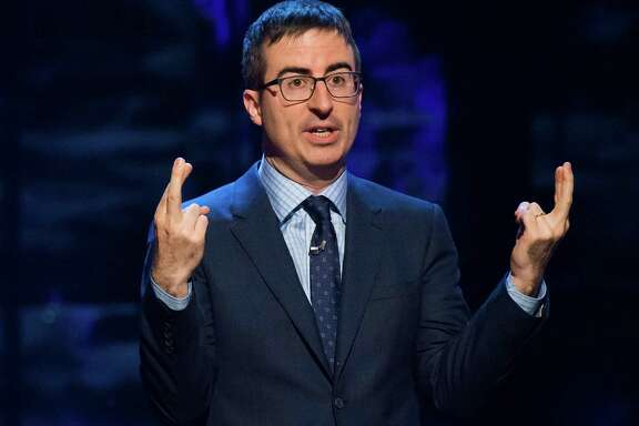"In criticizing the coal industry, John Oliver said Robert Murray looked like a ""geriatric Dr. Evil."""